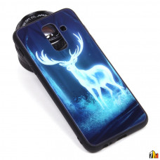 Глянцевый чехол для Samsung Galaxy J8 (2018)