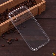 Силиконовый чехол для iPhone XR, 1 mm