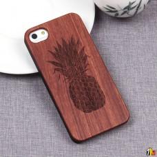 Чехол из дерева для iPhone 5/5S