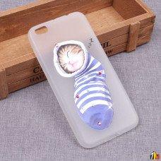 Матовый чехол со стразами для Xiaomi Mi5C