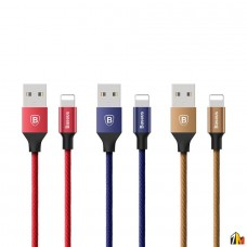 USB дата кабель Baseus Yiven for Apple 1.2м