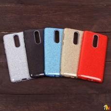 УЦЕНКА! Чехол ТПУ с блестками для Nokia 8