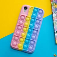 Чехол-антистресс Pop it для iPhone XR