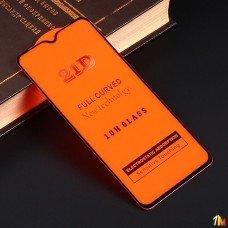 Защитное стекло Full Glue для Xiaomi Mi CC9 на полный экран
