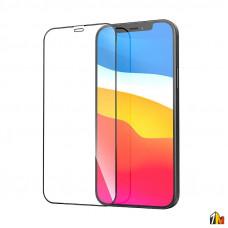 Защитное стекло Hoco для iPhone 12 / 12 Pro на полный экран