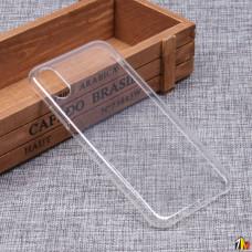 Силиконовый чехол для iPhone X, 1 mm