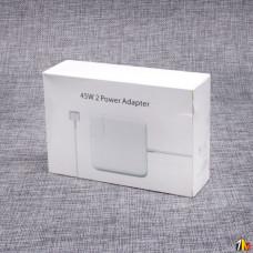 Блок питания MagSafe 2 45W для Macbook