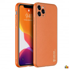 Чехол Dux Ducis Yolo для iPhone 12 Pro Max Оранжевый