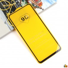 Защитное стекло Full Glue для Xiaomi Redmi Note 9 в технической упаковке