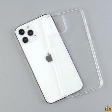 Силиконовый чехол для iPhone 12 Pro, 0.8мм