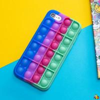Чехол-антистресс Pop it для iPhone 7/ 8