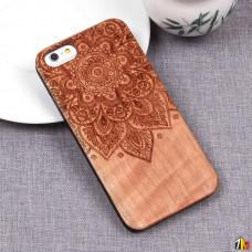 Чехол из дерева для iPhone 6/6S