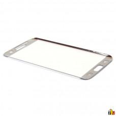Защитное стекло для Samsung Galaxy S7 Edge на полный экран