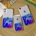 Силиконовый чехол Акварель для iPhone 12 Mini