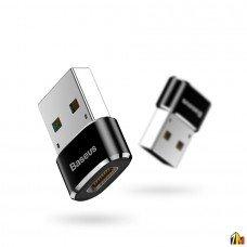 Переходник Baseus USB Male to Type-C Female