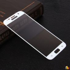 Защитное стекло для Samsung Galaxy S7 на полный экран
