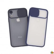 Чехол для iPhone XR, с защитой камеры
