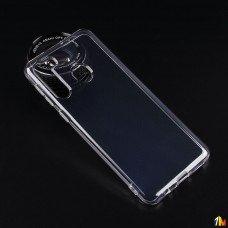 Силиконовый чехол 2мм для Samsung Galaxy A01