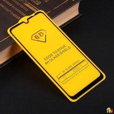 Защитное стекло Full Glue для Xiaomi Redmi Note 7 на полный экран