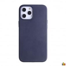 Кожаный чехол для iPhone 12 Pro Max