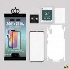 Набор защитных стекол 3 в 1 для iPhone XS Max