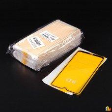 Защитное стекло Full Glue для Xiaomi Redmi 8A в тех.упаковке (25 шт в компл)