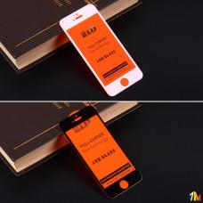 Защитное стекло Full Glue для iPhone 5/5S на полный экран