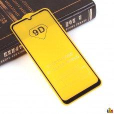 Защитное стекло Full Glue для Huawei Y6p на полный экран