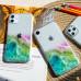 Силиконовый чехол Акварель для Samsung Galaxy A50