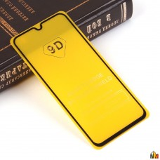 Защитное стекло Full Glue для Samsung Galaxy M01 на полный экран