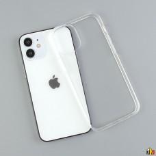 Силиконовый чехол для iPhone 12 Mini, 0.8 мм
