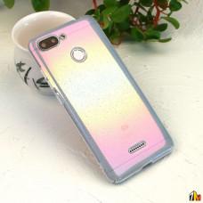 Чехол градиент для Xiaomi Redmi 6