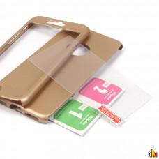 Защитный корпус со стеклом для iPhone 7