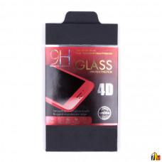 Защитное стекло 4D для iPhone 7 на полный экран