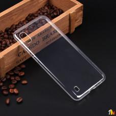 Силиконовый чехол для Samsung Galaxy A10, 1 мм