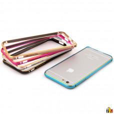 Бампер металлический ультратонкий для iPhone 6/6s