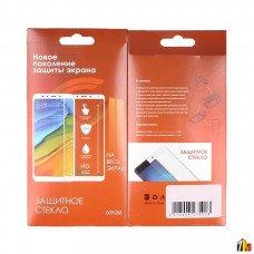 Защитное стекло Full Glue для Samsung Galaxy A8 (2018) на полный экран