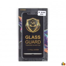 Защитное стекло 5D для iPhone 6 Plus на полный экран
