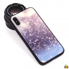 Глянцевый чехол для iPhone XS