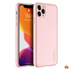 Чехол Dux Ducis Yolo для iPhone 12/12 Pro, Розовый