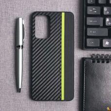 Чехол для Samsung Galaxy A52 5G, карбоновый