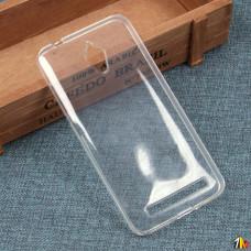Силиконовый чехол для ASUS Zenfone Go ZC500TG, 1 мм