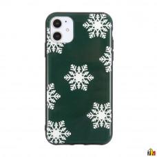 Чехол ТПУ Florme Новый Год для iPhone 12 Mini