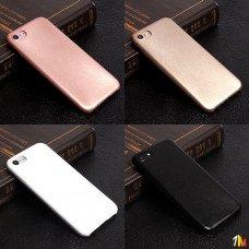Панель из экокожи для iPhone 7