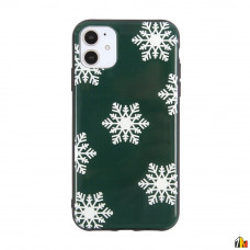 Чехол ТПУ Florme Новый Год для iPhone 6/6s