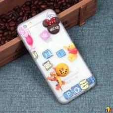 """Чехол ТПУ """"Мультфильмы"""" для iPhone 6/6S"""