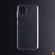 Силиконовый чехол для Samsung Galaxy A12, 1 мм