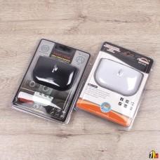 УЦЕНКА! Тройник прикуривателя с USB разъемом WF-0016