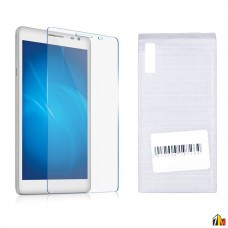 Защитное стекло для Samsung Galaxy A8+ (2018) в тех упаковке