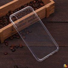 Силиконовый чехол для iPhone XS Max, 1 mm